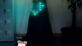 ANPU Bluetooth APP Controlled Magic LED Christmas Tree (1)