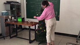 LED Foldable Christmas Tree  (1)