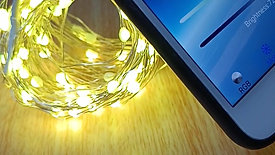 Bluetooth APP Controlled LED String