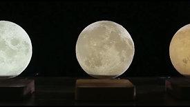 Maglev moon lamp (3)