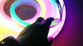 pixel LED neon