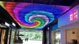 ANPU MOTIF LIGHTING manufacturer LED Curtain Pixel Screen (2)
