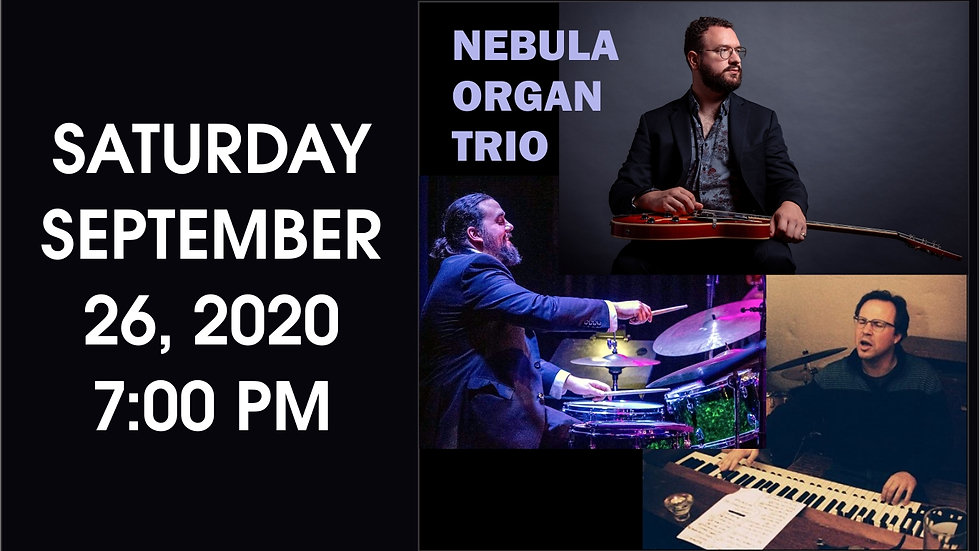 The Nebula Organ Trio trailer
