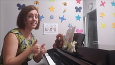 Ms. Emily teaches dynamics with a sing a long!
