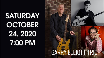 Garry Elliott Trio trailer