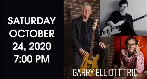 Garry Elliott Trio trailer