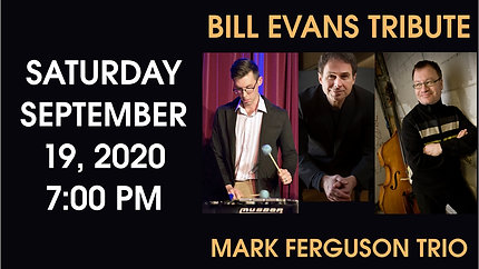 Bill Evans Tribute trailer