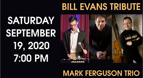 Bill Evans Tribute trailer