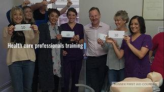 Dental Staff Medical CPD Training