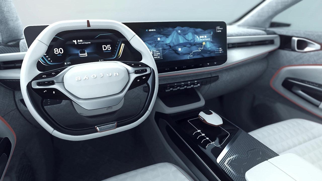 BJ RM-C Concept Car