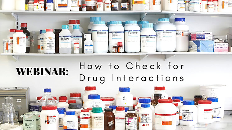 How to Review Your Medication