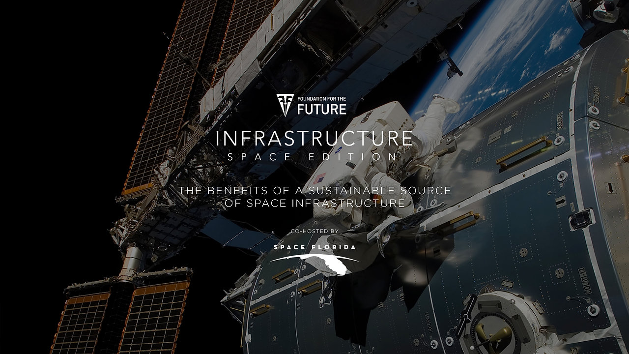 The Benefits of a Sustainable Source of Space Infrastructure