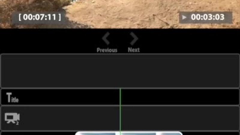 Add video to V1.