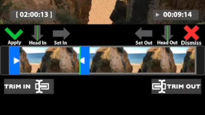 Edit segment.
