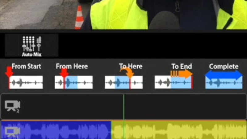 Multiple audio presets.