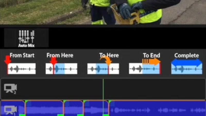 Premix audio.