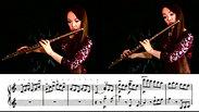 H. Wieniawski: Etudes-Caprice Op. 18, No. 4 (Arr. 2 Alto Flutes)