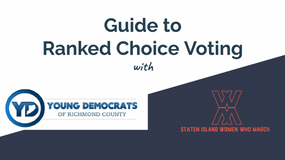 Guide to Ranked Choice Voting