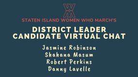 District Leader Candidates - 61st District