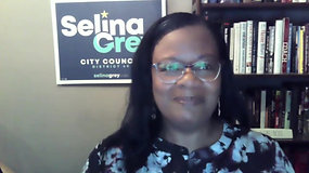 City Council Candidate Selina Grey - 49th District