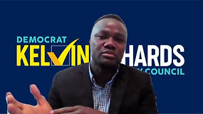 City Council Candidate Kelvin Richards- 49th District