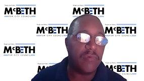 City Council Candidate John McBeth - 49th District