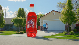 Big Red Soda: National Ad Campaign