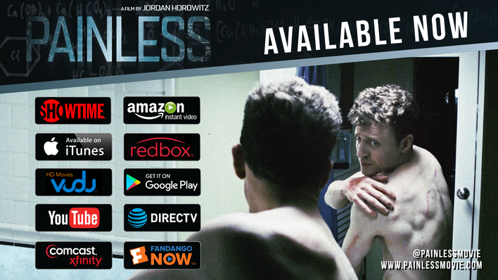 Painless (Official Trailer)