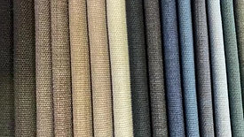 Dining chair fabrics