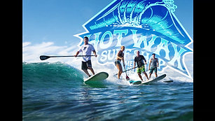 Hot Wax Surf and Paddle Sports Overview