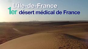 ET si les déserts médicaux étaient une menace pour tous