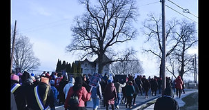 FCAC Women's Suffrage March Reenactment 2018