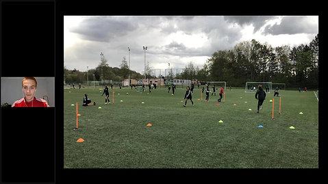 Workshop 8v8: Athletic Skills