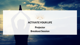 Activate 2021: Projector Breakout Session