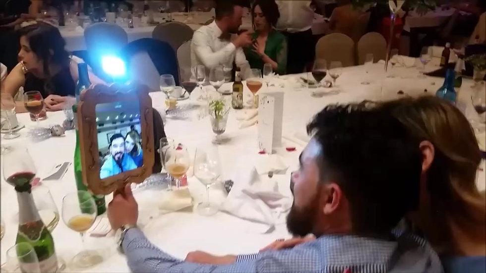 Handheld Selfie Demo