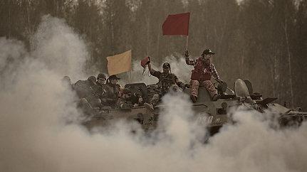ПСК Булат Пенза Сутки на броне XII