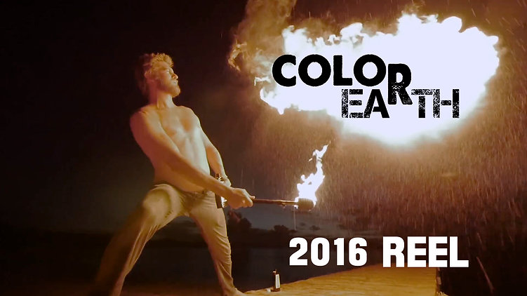 Color Earth Demo Reel 2016