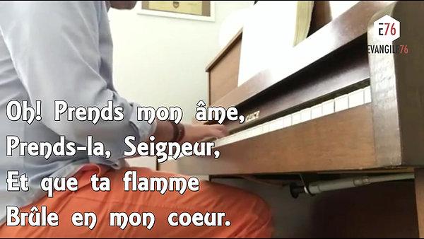 HATIKVAH - Version piano par Matthias