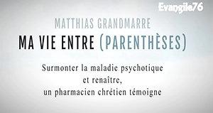 Matthias - Ma vie ...