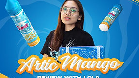 Artic Mango Live Review with Lola