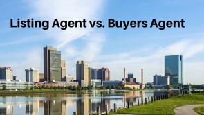 Listing Agent vs. Buyers Agent
