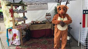 Rudolph Dances at The Hawaiian Soap & Trading Company™