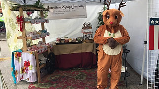 Rudolph Dances at The Hawaiian Soap & Trading Company™