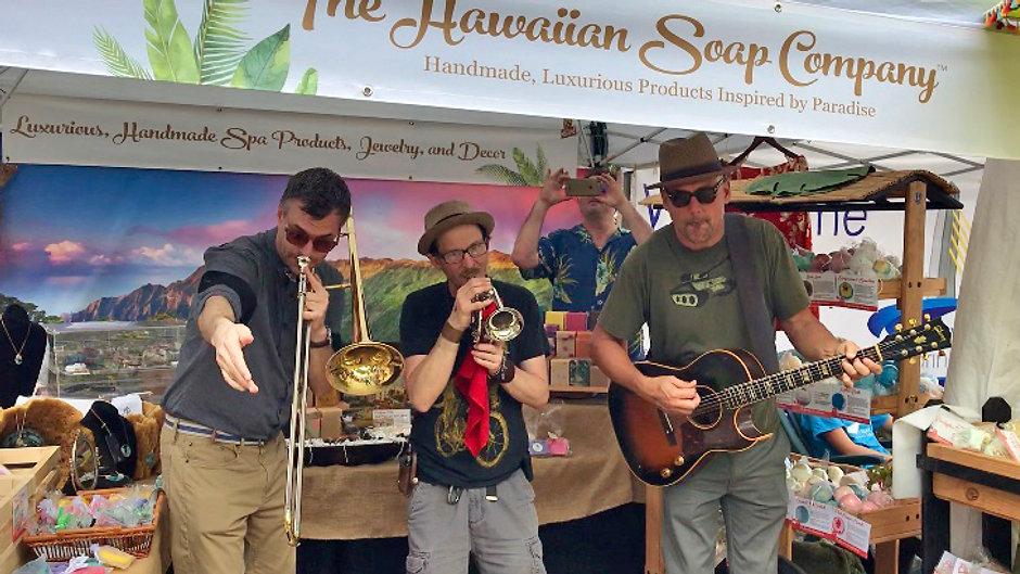 Special Performances at The Hawaiian Soap & Trading Company™