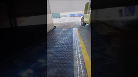 The clear advantage - bright ideas for your safety matting