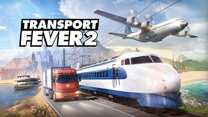 TRANSPORT FEVER 2 Trailer (2019)