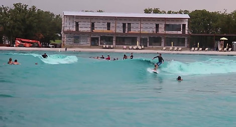 BSR Surf Ranch 7-8-18 Beginner (2pm) & Intermediate (3pm) Sessions