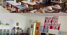Présentation de l'école par les élèves