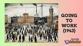 L.S. Lowry: 2nd November | Birthday Series #2