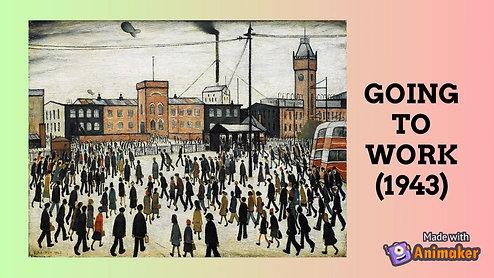 L.S. Lowry: 2nd November | Birthday Series #2
